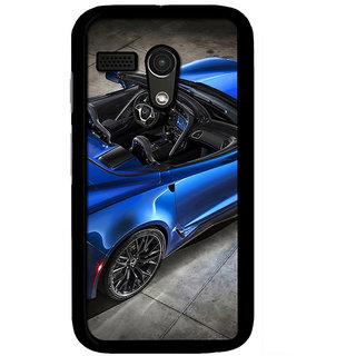 instyler Digital Printed Back Cover For Moto G MOTOGDS-10328