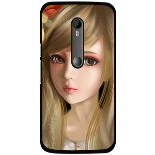 instyler Digital Printed Back Cover For Moto X Style MOTOXSTYLEDS-10368