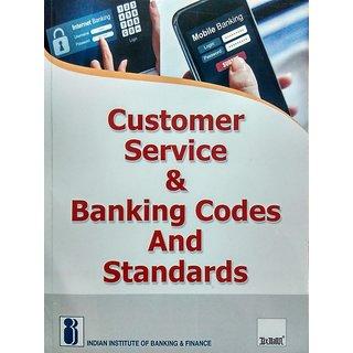 Customer Service  Banking Codes and Standards (IIBF)