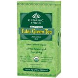 Organic India Tulsi Green 25 TB Set Of 2