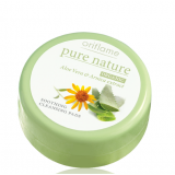 Oriflame Pure Nature Organic Aloe Vera And Arnica Extract Soothing Cleansing Pads 25