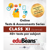 Beans XI Science Online Tests Preparation For Class 11 With Term Test And Unit Test