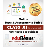 Beans XI Commerce Online Tests Preparation For Class 11 With Term Test And Unit Test