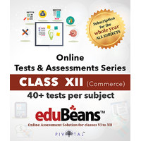 Beans XII Commerce Online Tests Preparation For Class 12 Commerce With Term Test And Unit Test