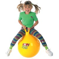Fantasy India Kids Inflatable Hop Ball - Multicolor
