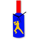 Cricket Master Blaster Style Multi-Colour Wall Clock Design 5