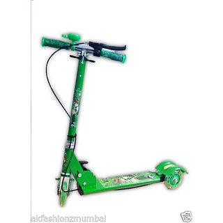 Ben 10 Kids Super Byke Scooter