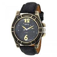 OURA-BLKANTIK6-277 Analog Antik Multi-color Casual Wear Watch For Men