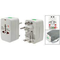 Universal Power Plug - World Wide Travel Adaptor
