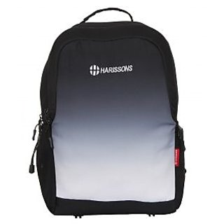 Harissons Inferno Small Black Polyester Backpack