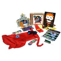 Learning toys for kids WonderBoxx Superheroes and Emotions