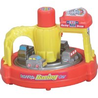 Lovely Push N Spin Racing Cars