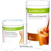 Herbalife F 1 Shake F 3 Protein Powder Scoops (Protein Powder 200gm Shake  500gm choclate)