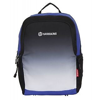 Harissons Inferno Small Royal Blue Polyester Backpack