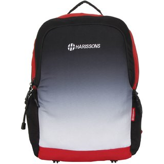 Harissons Inferno Small Red Polyester Backpack