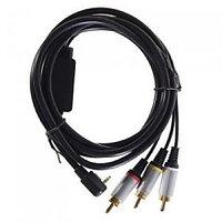 Composite AV High Quality Cable For PSP 2000 3000 TV 2000 / 3000