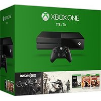 Microsoft Xbox One 1 TB with Tom Clancys Rainbow Six Siege