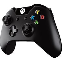 Microsoft Xbox One Wireless Controller Gamepad(Black, For Xbox One)