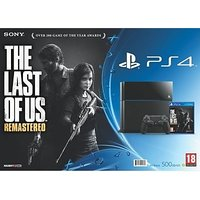 Sony PlayStation 4 (PS4) 500 GB with Last of Us Bundle