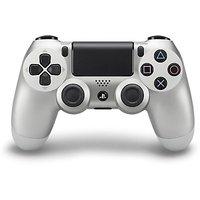 Sony DualShock4 Wireless Controller Gamepad-Silver