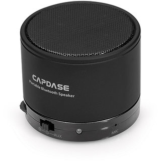 Capdase-Beat-SOHO-Portable-Bluetooth-Speaker-(Black)