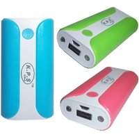 4400 MAh Power Bank Portable Charger For Mobile Phone, MP3, IPad, IPod