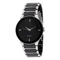 Jack Klein Metal Strap Elegant Analog Wrist Watch For Men