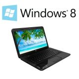 Hp 1000 1204tu Laptop Cdc 2gb 500gb Win8 Glossy Imprint Black Licorice