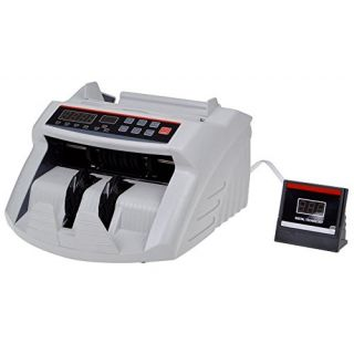 High Quality Currency Counting Machine  Fake Note Detection Money Counter available at ShopClues for Rs.5799