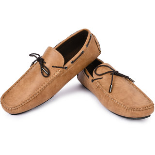 Action-Dotcom MenS Brown Loafers