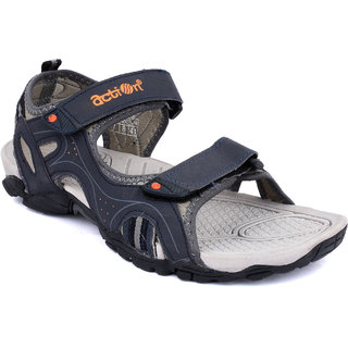 Action-Dotcom MenS Blue Floaters