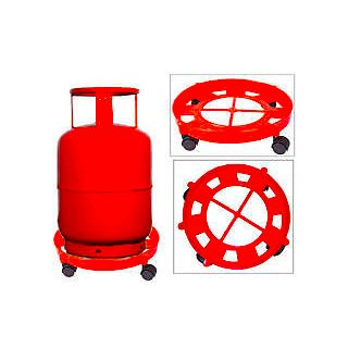 Plastic Gas Cylinder Stand Trolley Buy Plastic Gas