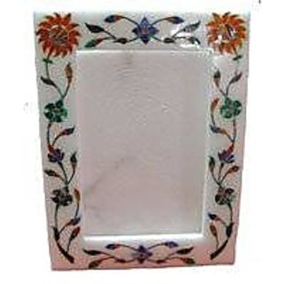 Anshul Fashion Handicraft Marble Photo Frame