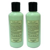 Khadi Sunscreen Lotion Twin pack 420 ml