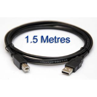 1.5 Meter Printer Cable USB 2.0