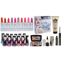 Adbeni Saloon Beauty Fashion Color Combo Makeup Sets 27 IN 1