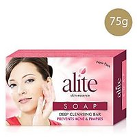 ALITE SKIN ESSENCE SOAP- FOR ACNE AND PIMPLES (COMBO OF 10 SOAPS OF 75 GMS EACH)
