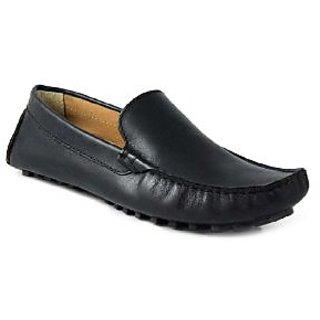 SATMARC Toby Black Men Loafers