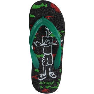 Bersache Black- 223 Men/Boys Slipper Flip Flops