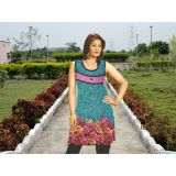 Vivaa Printed Cotton Kurtis/Tunic 5A