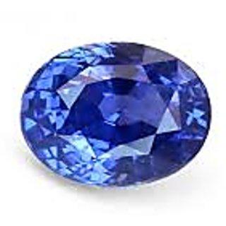 Jaipur gemstone 7.00 blue sapphire