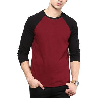 Round neck Full Sleeve T-shirt ZM