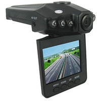 HD portable dvr with 2.5 TFT LCD screen Whirl Function for Car