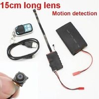 Mini CCTV Remote Control 007 The Devil PC HD Camera Hd Spy Hidden Video Camera