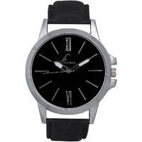 Jack Klein Round Dial Leather Strap Elegant Anlong Watch For Men