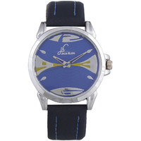 Jack Klein Blue Dial Casual Wear Stylish Watch For Men