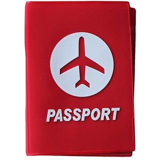 Passport Holder Quirky Silicone Easy to Handle Smart Funky Cute Passport Holder by Flintstop