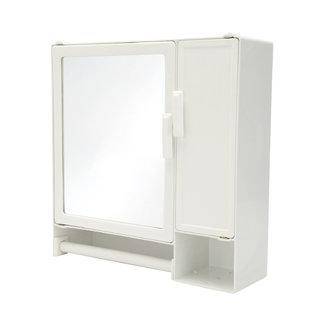 Zahab bathroom cabinet smart white buy zahab bathroom for Zahab bathroom cabinets