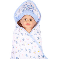 Zonko Style Baby Wrapper(ZBBLUE101)