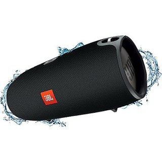 JBL Xtreme Black Portable bluetooth speaker with manufacturing warranty